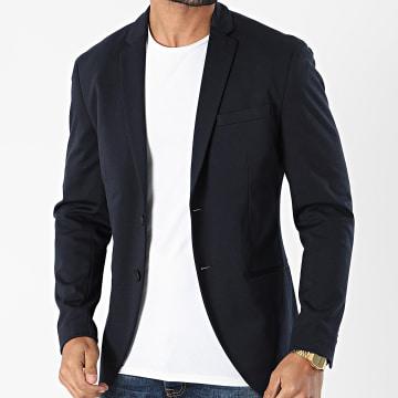 Produkt - Veste Blazer Phil Jersey Bleu Marine