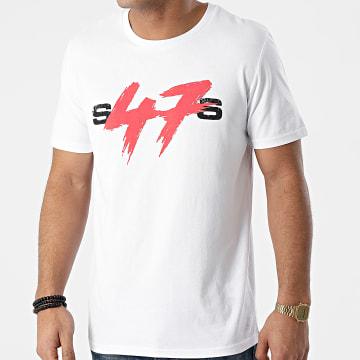 Samy Sana S47S - Tee Shirt S47S Blanc