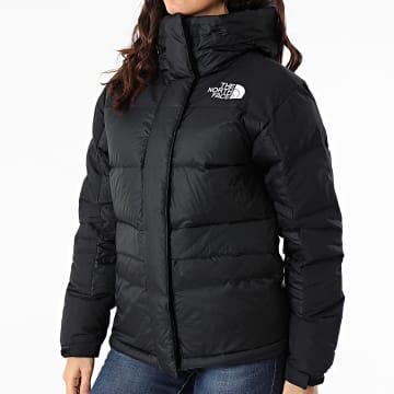 The North Face - Doudoune Capuche Femme Himalayan Down A4R2W Noir