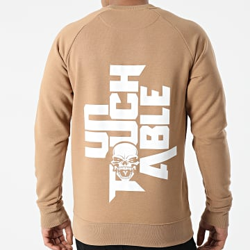 Untouchable - Sweat Crewneck Logo Camel