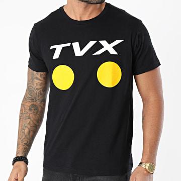 13 Block - Tee Shirt TVX001 Noir