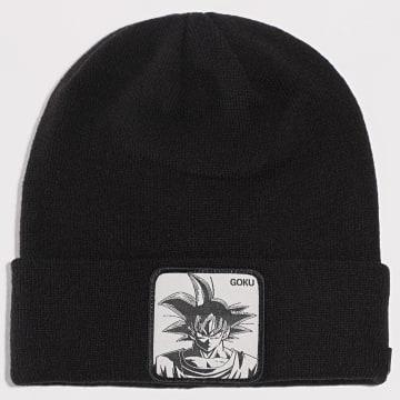 Capslab - Bonnet Goku 2 Noir