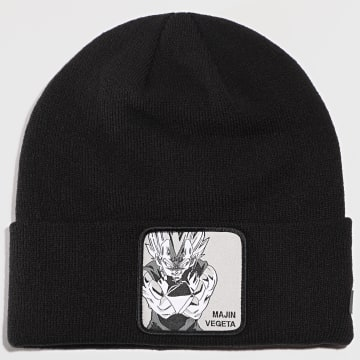 Capslab - Bonnet Majin Vegeta Noir