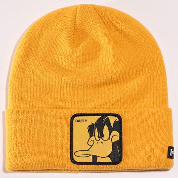 Capslab - Bonnet Daffy Duck Jaune