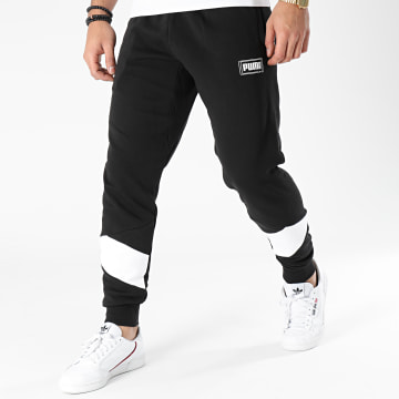 Puma - Pantalon Jogging Rebel 585753 Noir