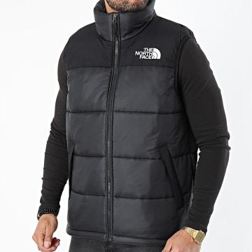 The North Face - Doudoune Sans Manches Himalayan Synthetic A4QZ4 Noir