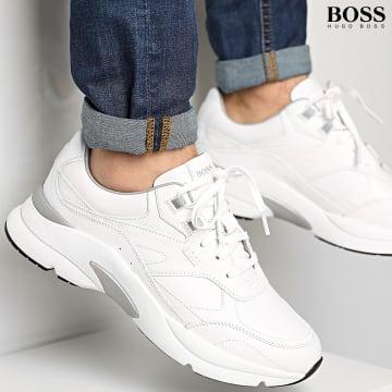 BOSS - Baskets Ardical Runner 50447953 White