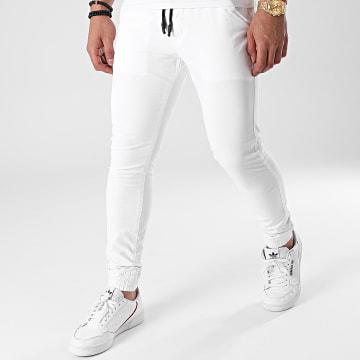 LBO - Jogger Pant Skinny 0030 Blanc