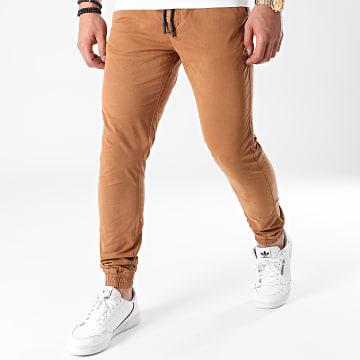 LBO - Jogger Pant Skinny 0031 Camel