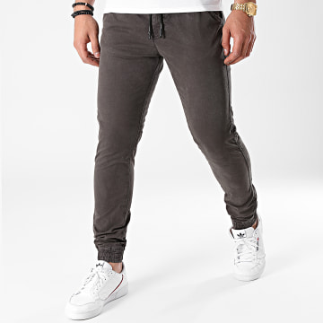 LBO - Jogger Pant Skinny 0035 Gris Anthracite