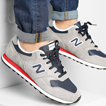 New Balance - Baskets Classics 393 830671 Grey