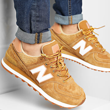 New Balance - Baskets Classics 574 824841 Brown