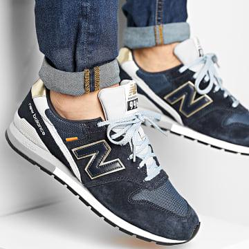 New Balance - Baskets Classics 996 822051 Navy