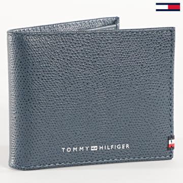 Tommy Hilfiger - Porte-Cartes Business Mini CC 6512 Bleu