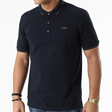 HUGO - Polo Manches Courtes Dinoso 211 50442967 Bleu Marine