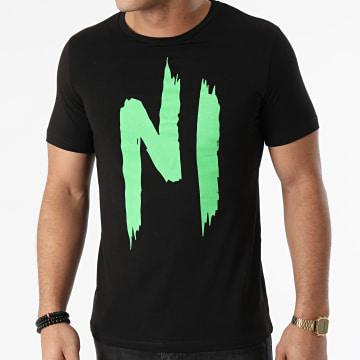 NI by Ninho - Tee Shirt TS001 Noir