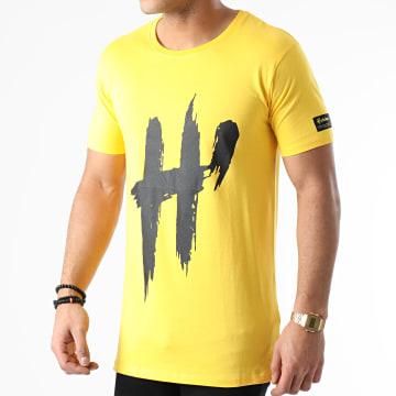 Hechbone - Tee Shirt 3010 Jaune
