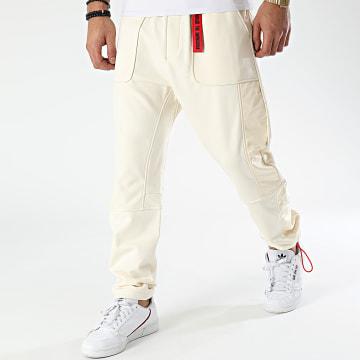 HUGO - Pantalon Jogging Dangolin 50443302 Beige