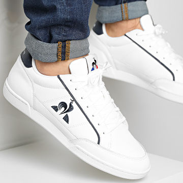 Le Coq Sportif - Baskets Tournament 2110001 Optical White Dress Blue