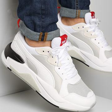 Puma - Baskets X-Ray 372602 White White Red Black