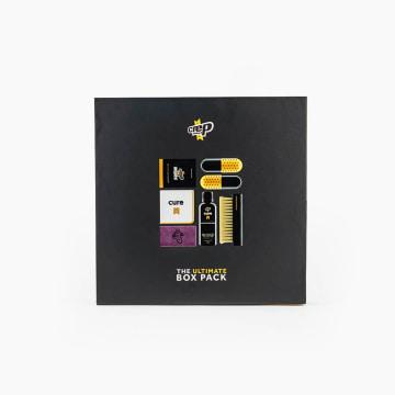 Classic Series - Pack Complet De Nettoyage Pour Baskets Protect Ultimate Box Noir