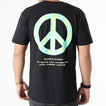 Obey - Tee Shirt Peace Noir