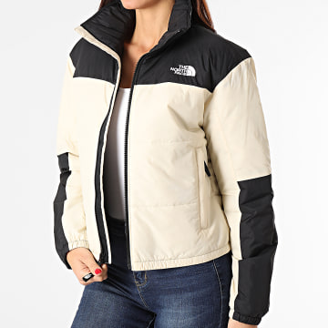 The North Face - Doudoune Femme Gosei A491J Beige