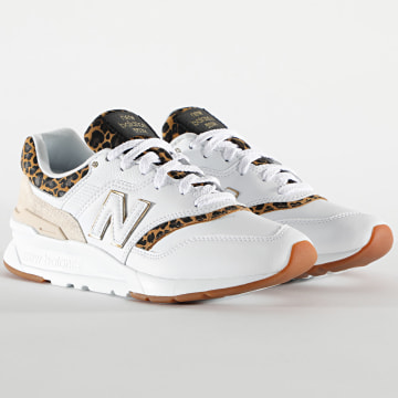 New Balance - Baskets Femme Classics Traditionnels 997H 819071 White
