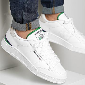 Reebok - Baskets Ad Court FX1356 Footwear White Sand Stone Glen Green