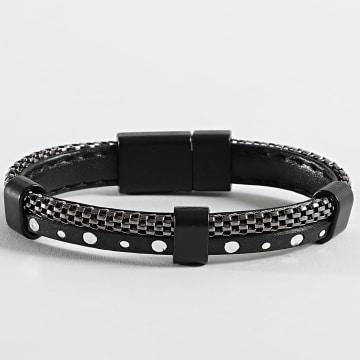 Black Needle - Bracelet BBN-308 Noir