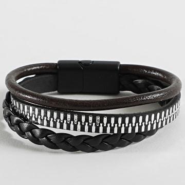 Black Needle - Bracelet BBN-314 Noir