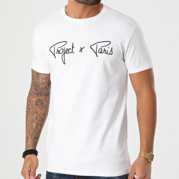 Project X Paris - Tee Shirt 1910076 Blanc