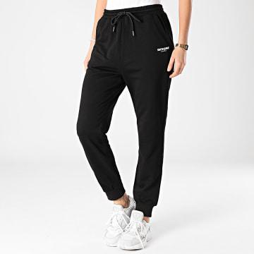 Sixth June - Pantalon Jogging Femme W32644KPA Noir
