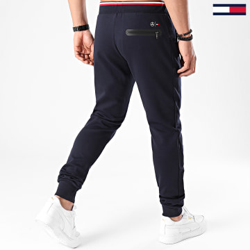 Tommy Hilfiger - Pantalon Jogging Tipped 8492 Bleu Marine