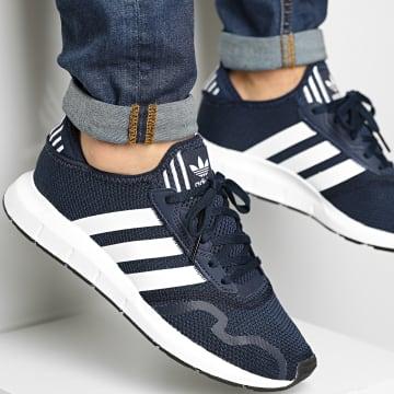 Adidas Originals - Baskets Swift Run X FY2115 Collegiate Navy Footwear White Core Black