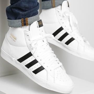 Adidas Originals - Baskets Profi FW3108 Footwear White Core Black Gold Metallic