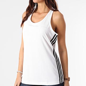 adidas - Débardeur Femme Design 2 Move DU2057 Blanc