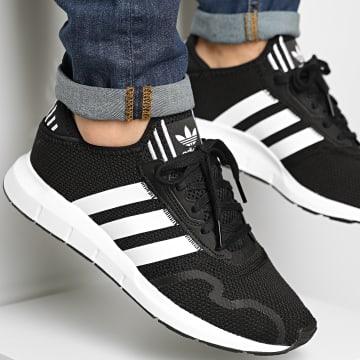 Adidas Originals - Baskets Swift Run X FY2110 Core Black Footwear White