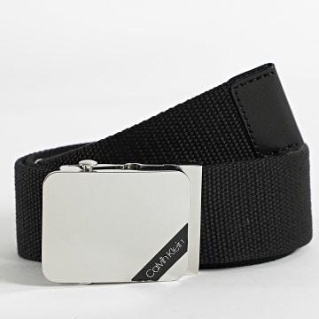 Calvin Klein - Ceinture Adjustable Plaque 4476 Noir