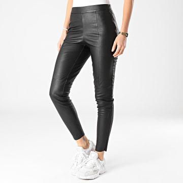 Only - Legging Femme Sahara Noir