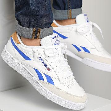 Reebok - Baskets Club C Revenge FY9419 White Court Blue White