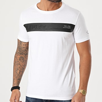 Replay - Tee Shirt M3364 Blanc