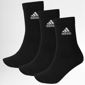Adidas Performance - Lot De 3 Paires De Chaussettes DZ9394 Noir