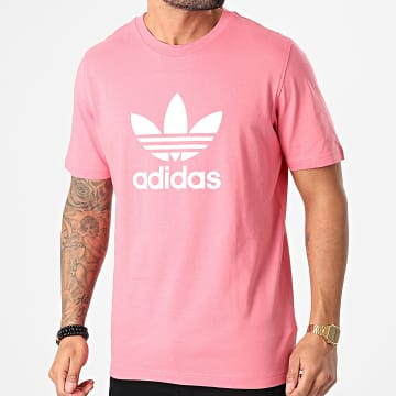 Adidas Originals - Tee Shirt GP1022 Rose