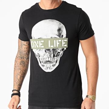 Le Temps Des Cerises - Tee Shirt Benton Noir
