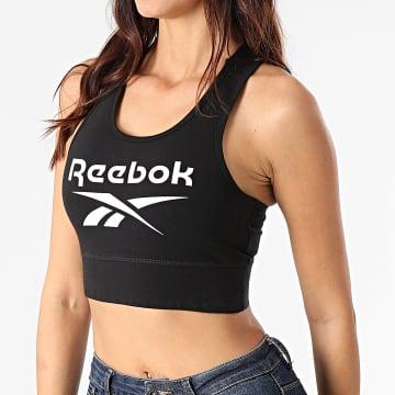 Reebok - Brassière Femme Big Logo GL2544 Noir