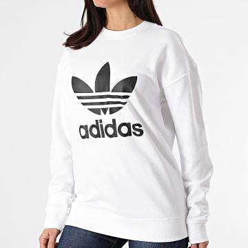 Adidas Originals - Sweat Crewneck Femme GN2961 Blanc