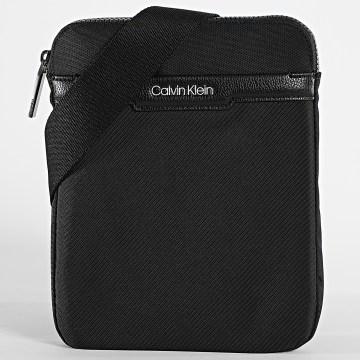 Calvin Klein - Sacoche Flat Pack 5899 Noir