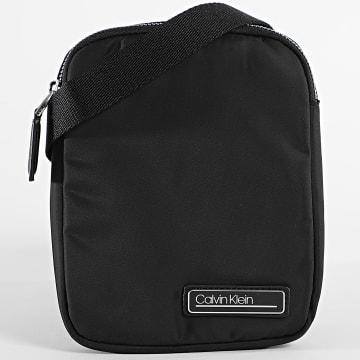 Calvin Klein - Sacoche Flat Pack 5912 Noir