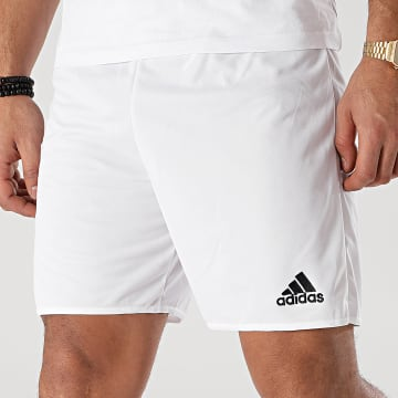 Adidas Performance - Short Jogging Parma 16 AC5254 Blanc